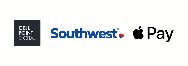 CellPoint Digital and UATP Partner with Southwest Airlines to Launch Apple Pay